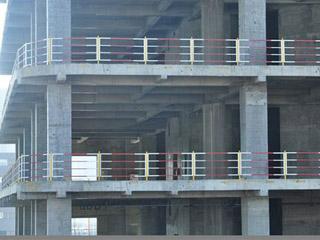 楼层防护栏